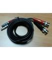 Câble double BNC / Lemo00