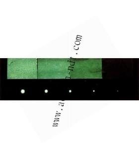 Eprouvette EN ISO 3452-3 type 2