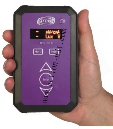Combiné Luxmètre Radiomètre UV