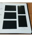 Classeur avec planches ASTM
