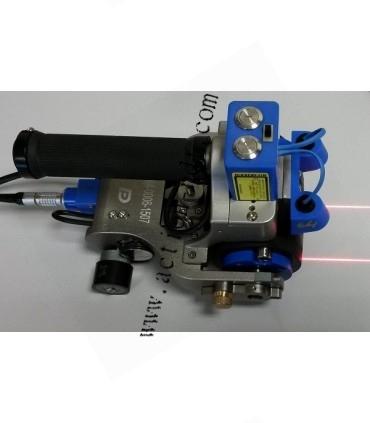 WHEELPROBE : Capteur à roue pour cnd par ultrasons multiélément.