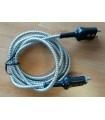 Câble double Lemo00 avec détrompeur vers palpeur SE HT