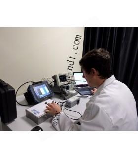 Vérification d'un appareil ultrasons multiéléments