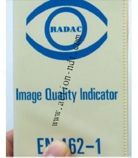 IQI EN 462-1 / EN ISO 19232-1 RADAC