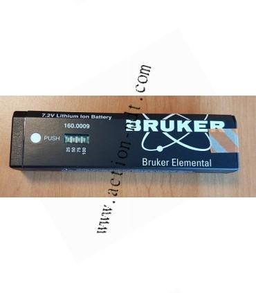 Batterie de rechange pour Analyseur XRF portable BRUKER S1 TITAN