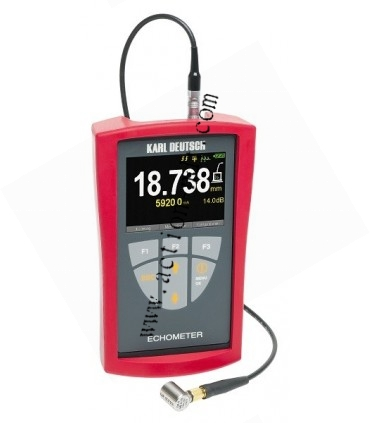 ECHOMETER KD1077 - Mesureur de précision par ultrasons KARL DEUTSCH