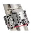 Scanners pour l'Inspection de petits tubes par Ultrasons