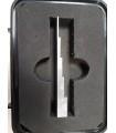 Cales 5 gradins 1-10mm en alumnium 7075