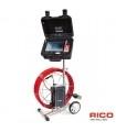 Caméra d'inspection de canalisations RICO TINY PC2
