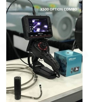 Vidéoscope articulé 360° Mitcorp MX500