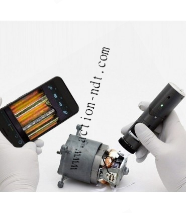 Caméra Microscope Dinolite Wifi