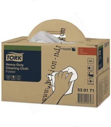 Chiffons de nettoyage Ultra-Résistant TORK