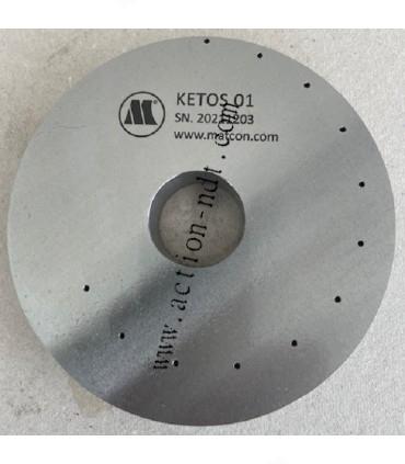 Disque KETOS ASTM E1444