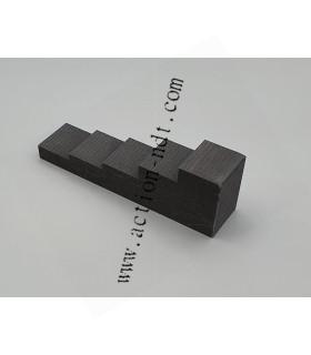 Cale à gradins réalisées en impression 3D métallique
