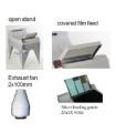 Options pour INDX900e