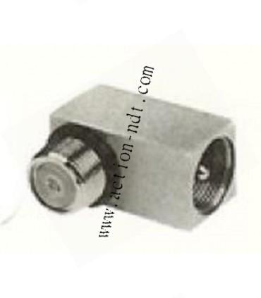 Adaptateur UHFM/UHFF90°
