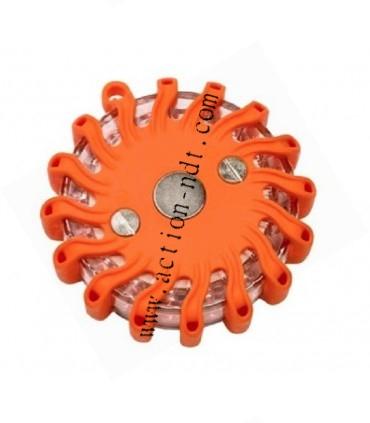 Mini lampe flash LED magnétique