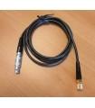 Câble Lemo 00 / Microdot