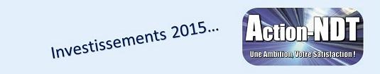 Investissements 2015…