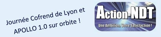 Journée Cofrend de Lyon et APOLLO 1.0 sur orbite !