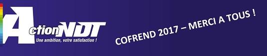 COFREND 2017 – MERCI A TOUS !